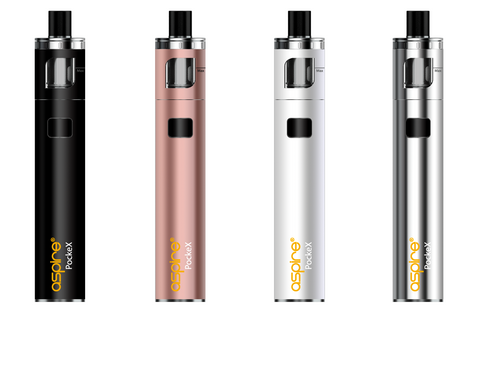 Aspire PockeX Pocket AIO 2,0ML/1500mAh Starter Kit