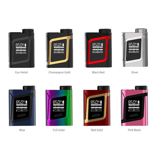 SMOK AL85 Alien Baby TC Box Mod dalla batteria 18650