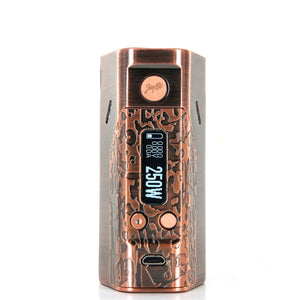 WISMEC Reuleaux DNA250 250W TC Box Mod Batteria