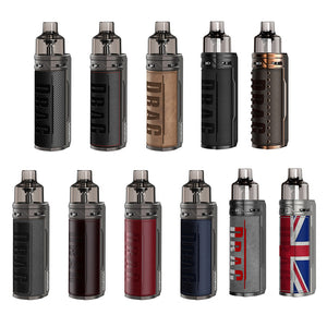 VOOPOO Drag S 60W Mod Pod Kit 2500mAh & 4.5ml