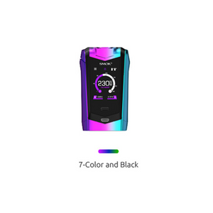 SMOK SPECIES 230W Touch Screen Box Mod con Dual 18650 Batterie