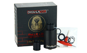Digiflavor Pharaoh 25 Dripper 2ML Atomizzatore