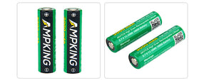 Ampking AKVTC6 18650 High-drain Li-ion Batteria 40A 3000mAh