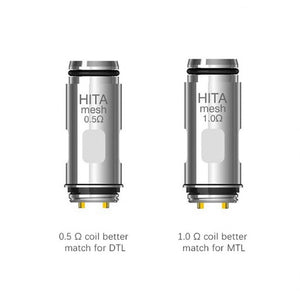 Asvape Hita Mesh Coils Replacement Coils 5pcs/pack