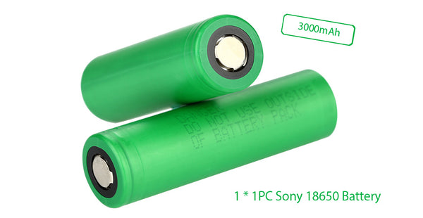 Sony 18650 VTC6 High-drain Li-ion Batteria 30A 3000mAh