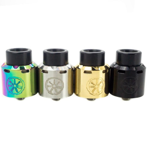 Asmodus .Blank BF RDA 24mm Atomizzatore Dripping rigenerabile