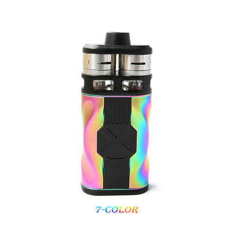 Teslacigs CP COUPLES 220W Kit con Dual CP Couples RDTA Atomizzatori 8ML