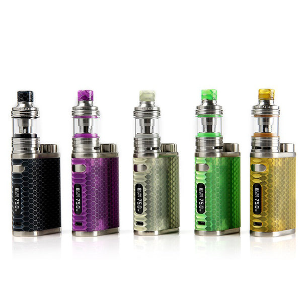 Eleaf iStick Pico RESIN 75W Starter Kit Honeycomb Edition con MELO 4 Atomizzatore (2ML)