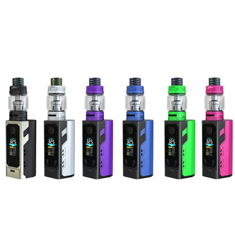 IJOY Captain X3 324W 20700 TC Kit con Captain X3 Sub Ohm Atomizzatore 8ML