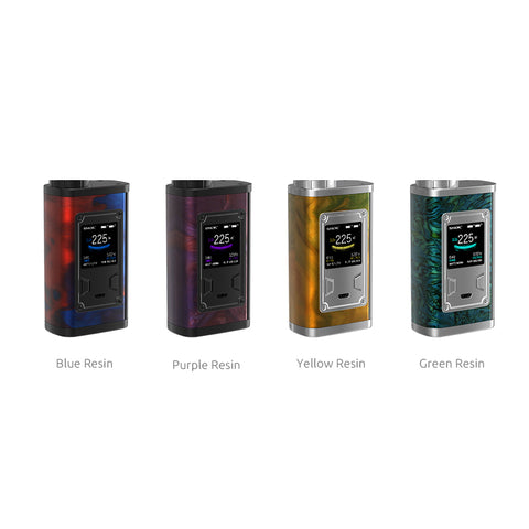 SMOK Majesty 225W Box Mod Resin Edition