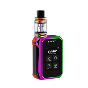 SMOK G-PRIV 220w Touch Screen 5,0ML Starter Kit con TFV8 Big Baby