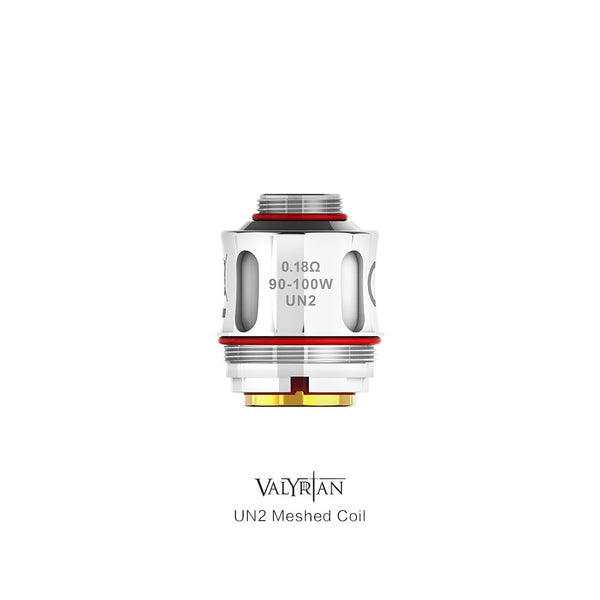 Uwell Valyrian UN2 Meshed Coil 0.18ohm 2pcs/pack