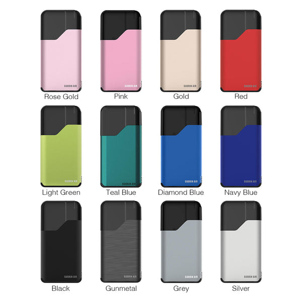 Suorin Air All-in-One 400mAh Starter Kit con 2ML Atomizzatore