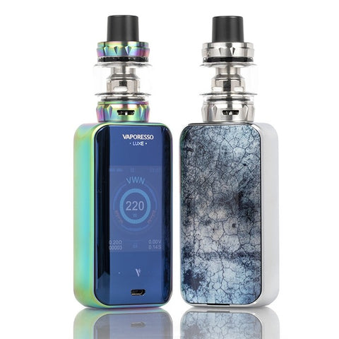 Vaporesso x Zophie Vapes LUXE ZV 200W Starter Kit con SKRR-S Tank Edizione limitata