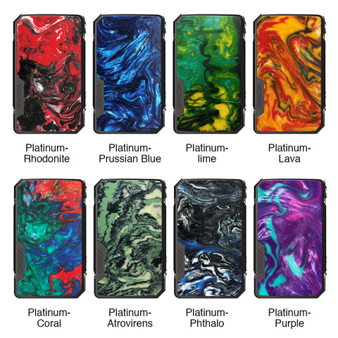Voopoo Drag Mini Platinum TC Box Mod 117W & 4400mAh