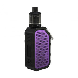Wismec Active Bluetooth 80W TC Kit con Amor NSE 2100mAh
