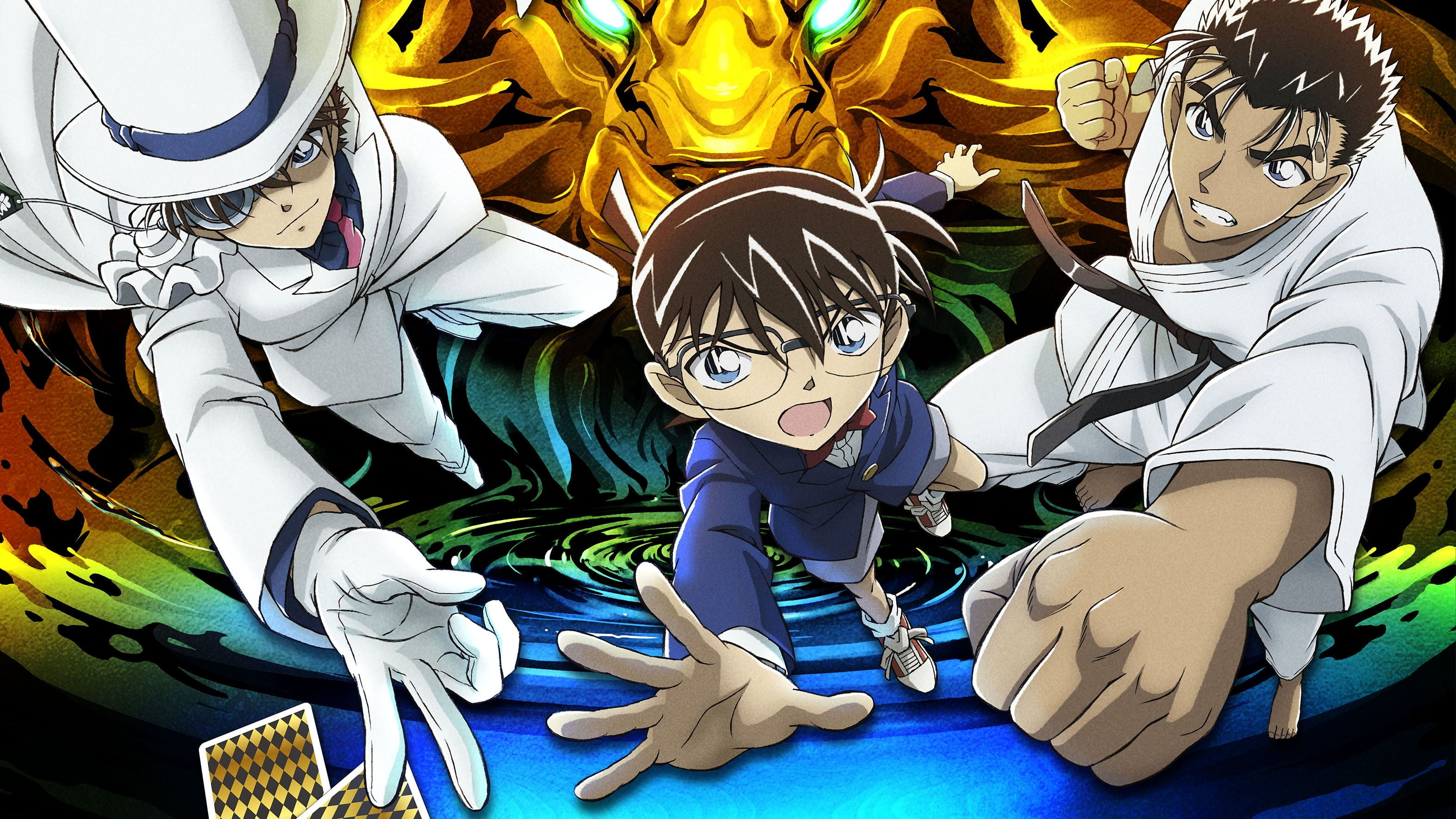 Detective Conan: The Fist of Blue Sapphire's launch date confirmed