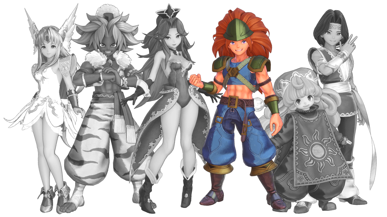 The Beginner Guide to Choose Your Trials of Mana Heroes!