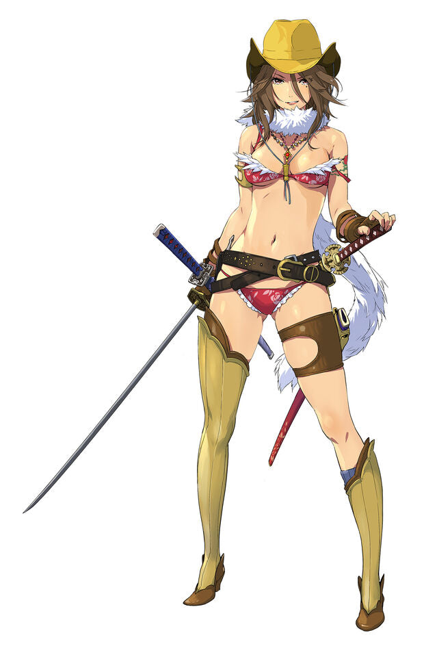onechanbara origin secrets : Aya