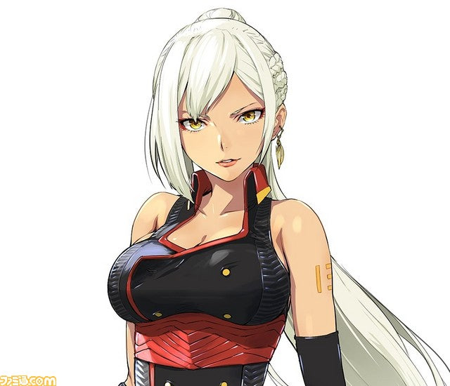 Onechanbara origin secrets : Rei