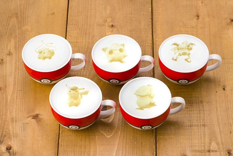 Pokemon Latte