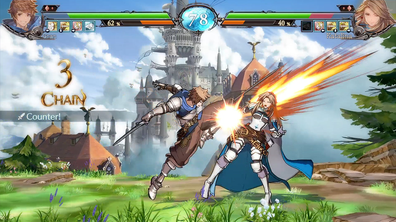 Granblue Fantasy Versus Versus Mode