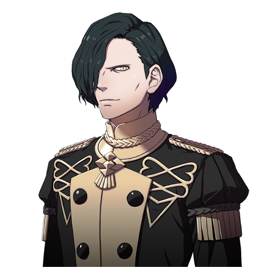 Fire Emblem : Three Houses Hubert