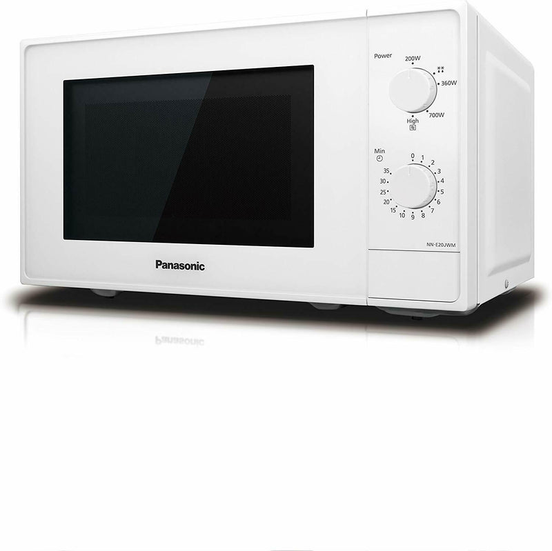Panasonic nn-e20jwmepg Mikrowelle, 800 W, 20 Liter weiß -D160-4nw - Extreme Vision GmbH