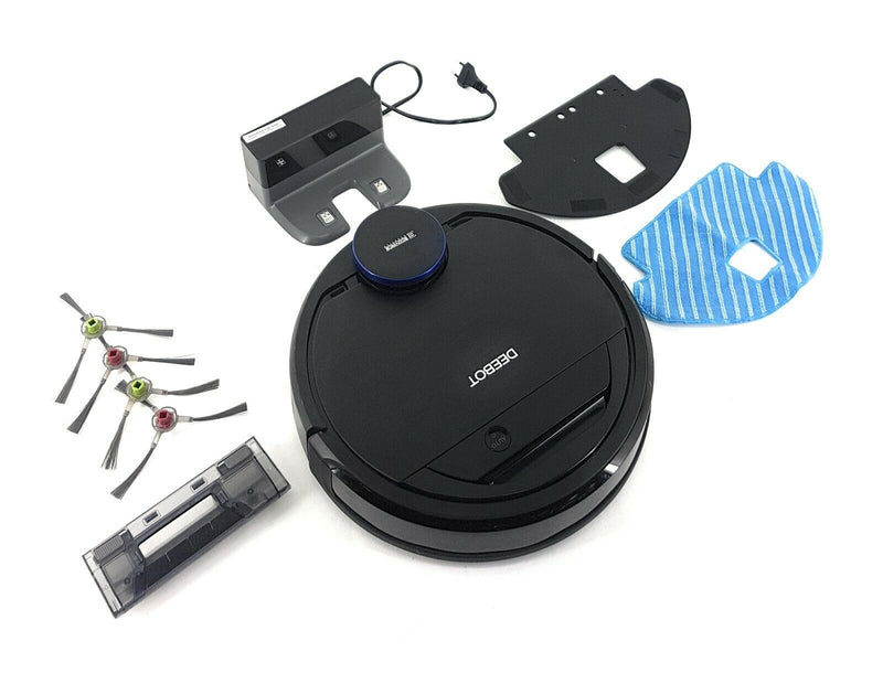 ECOVACS Robotics DEEBOT OZMO 930 Saug  Wischroboter Staubsauger Roboter -6-gw - Extreme Vision GmbH