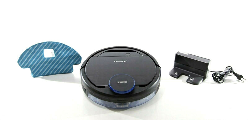 ECOVACS Robotics DEEBOT OZMO 930 Saug  Wischroboter Staubsauger Roboter /6gw . - Extreme Vision GmbH