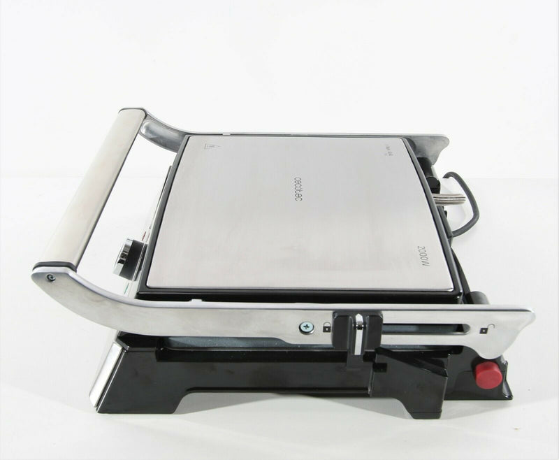 Cecotec Rock'Ngrill pro Panini Gri Grill Elektrische Sandwich 2000 -7nw - Extreme Vision GmbH