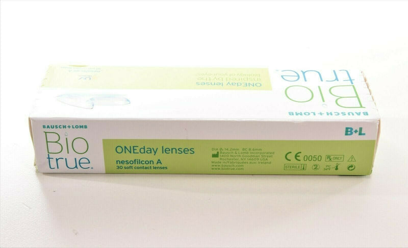 Biotrue One Day Tageslinsen (30 Stk.) /A153/6-nw - Extreme Vision GmbH