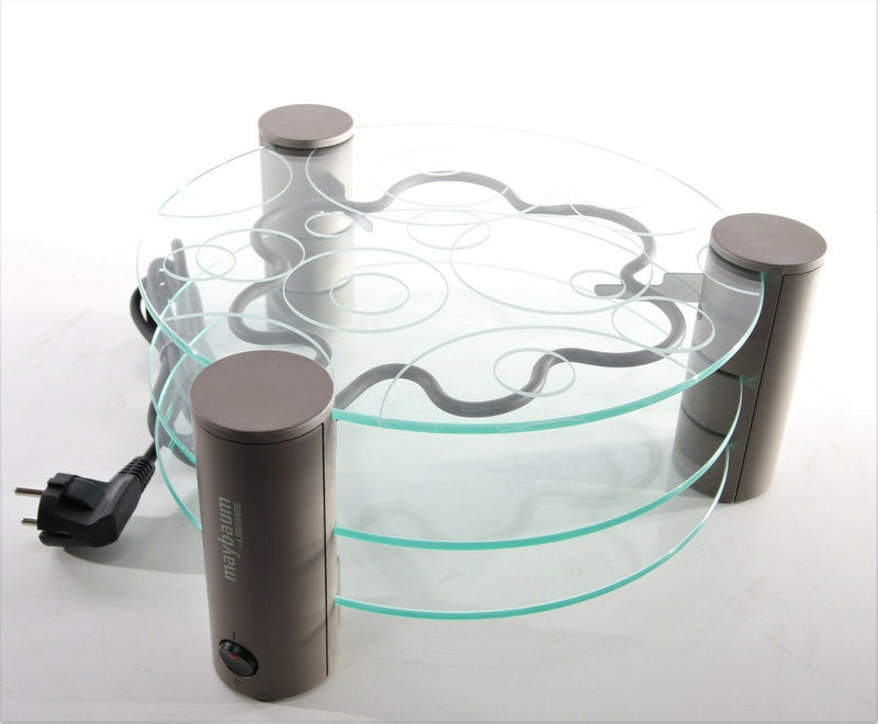 Efbe Design Glas Raclette R6 by Lagrange, 6 Pfännchen - A112-7nw - Extreme Vision GmbH