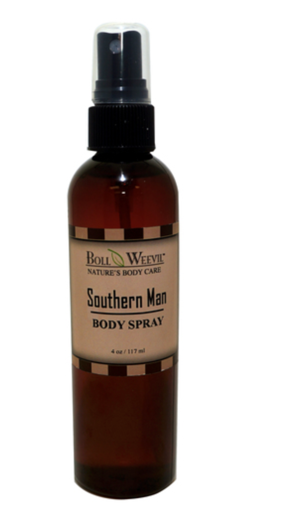 Southern Man Body Spray
