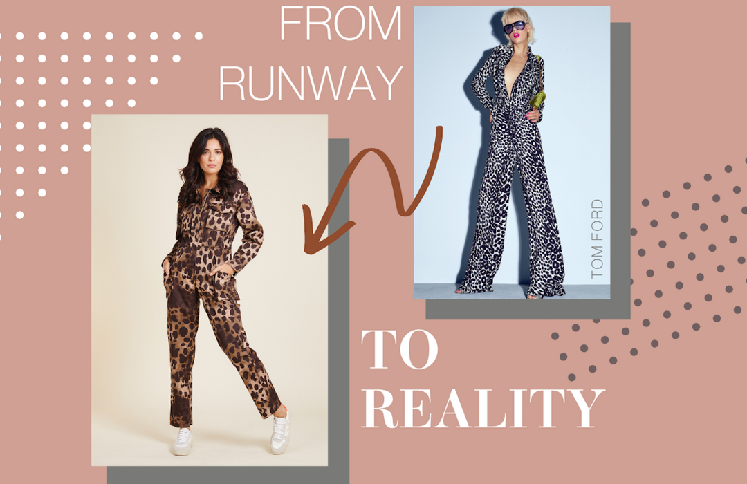 Runway to Reality:<br>5 YES AND Looks That Tick All The Boxes