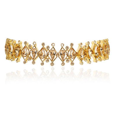 Lambada in Yellow Gold
