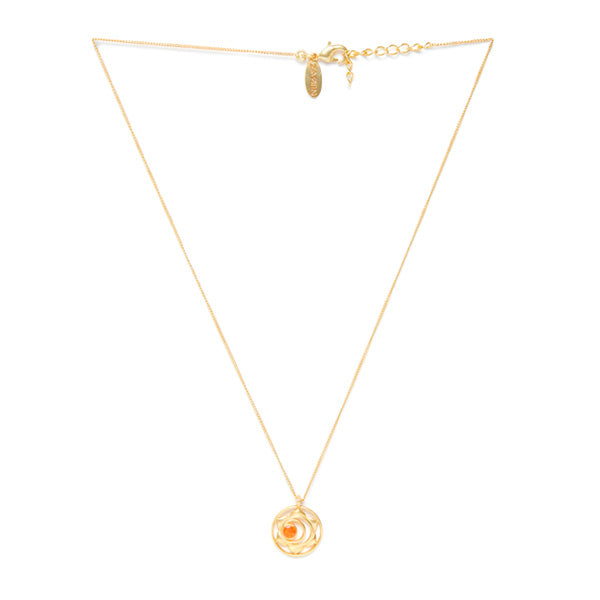 Art of Balance Sacral Chakra Necklace