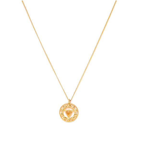 Art of Balance Solar Plexus Chakra Necklace