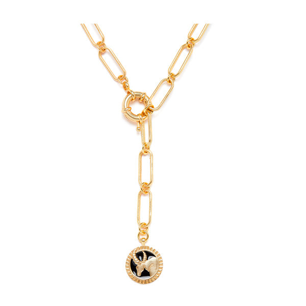 Soul of the Bull Taurus Necklace