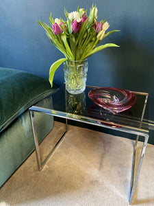 Belgo Chrome Side Tables