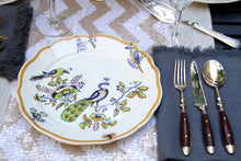 Load image into Gallery viewer, Peacock Dinner Plates