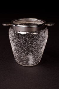 Crackle Glaze Ice Bucket