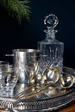 Load image into Gallery viewer, Silver Art Deco Ice Bucket