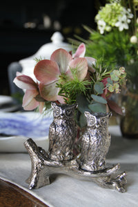 Little Owl Salt & Pepper Shakers