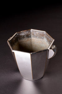 Large Art Deco Ice Bucket