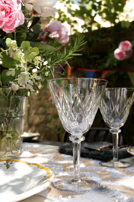 VSL Wine Glasses
