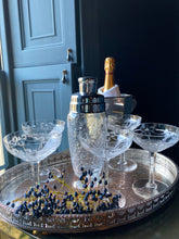 Load image into Gallery viewer, Glasses, Champagne Coupes Baccarat