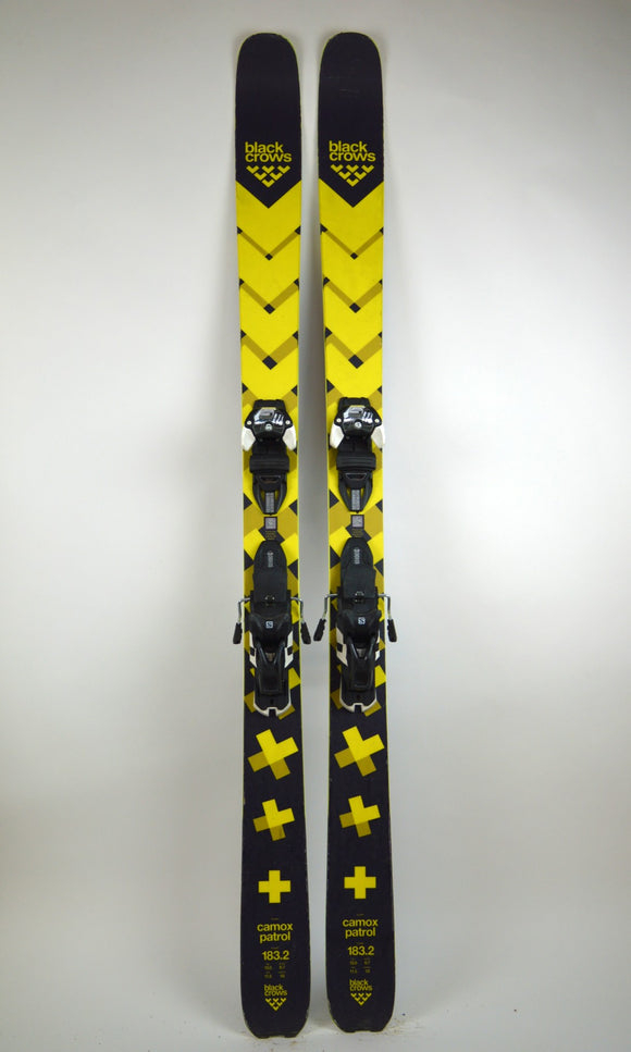 Ski Black Crows Camox Patrol - Mountain Lab