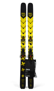 Ski Black Crows Camox + Atomic Backland + Contour Hybrid - Mountain Lab