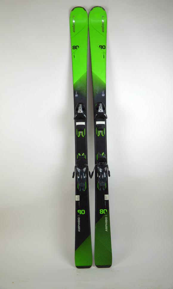 Ski Elan Amphibio 80 - Mountain Lab
